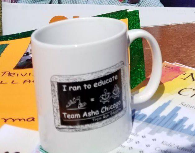 Team Asha Mug